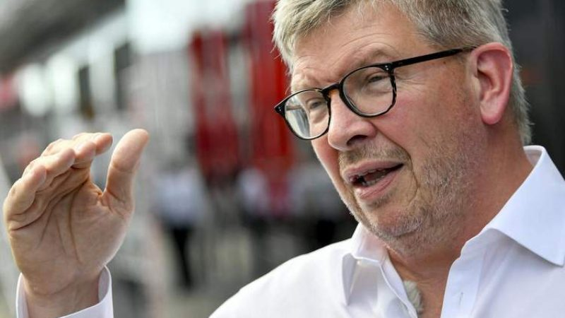 Australian Grand Prix absolutely terrific apart from fact it was shit, says Brawn