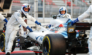 Williams in crap driver bewilderment