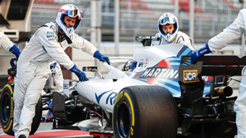Williams in crap driver bewilderment