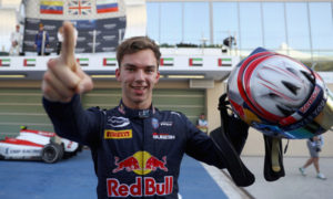 Gasly now worst at driving