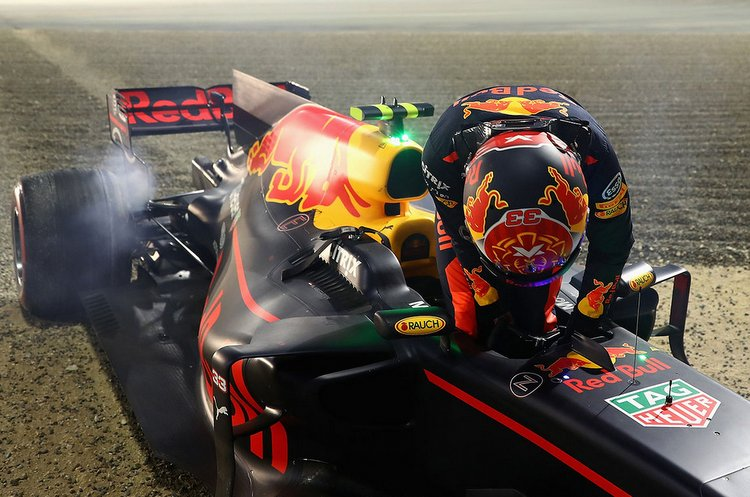 Red Bull considering Verstappen XBox withdrawal