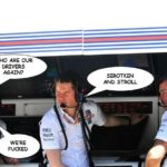 Lowe recalls Williams performance issue diagnosis moment