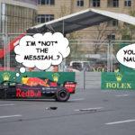 Baku GP signals Red Bull Monty Python tie-in