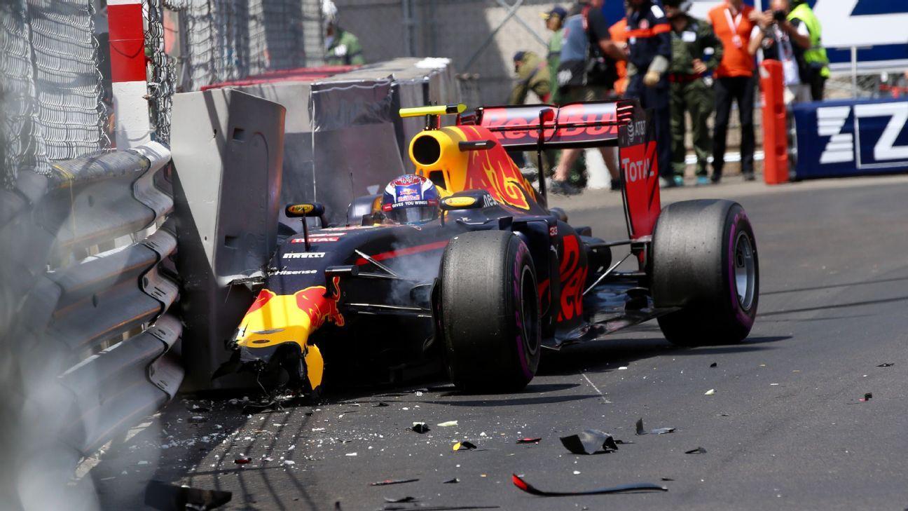 Monaco shitting itself over Verstappen attendance