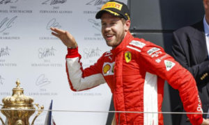 Germans still bloody win at things go British GP fans