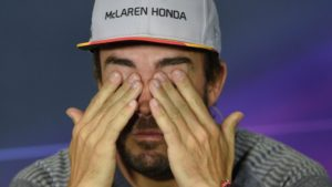 fernando alonso virus defeated