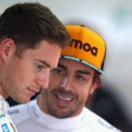 That's it then is it? asks Vandoorne