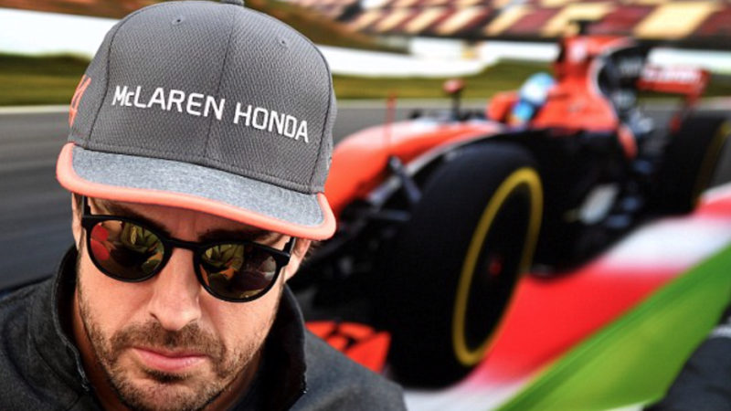 You don't get it: I'm just much better than this says Alonso