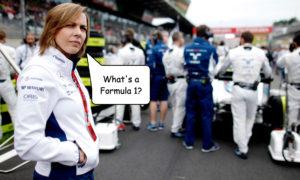 Williams fundamental car issue located