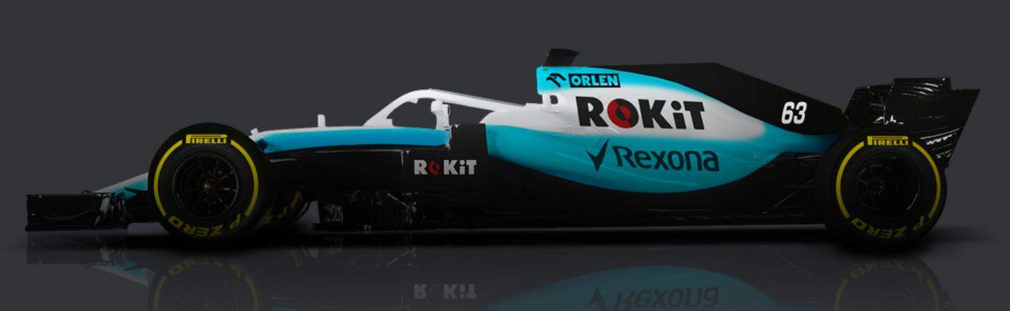 Williams FW42 F1 2019