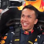 Albon grateful for Mayfly F1 career opportunity