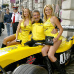 BBC experiment with Eddie Jordan white noise replacement