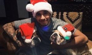 Hamilton still not opening Rosberg Christmas cards