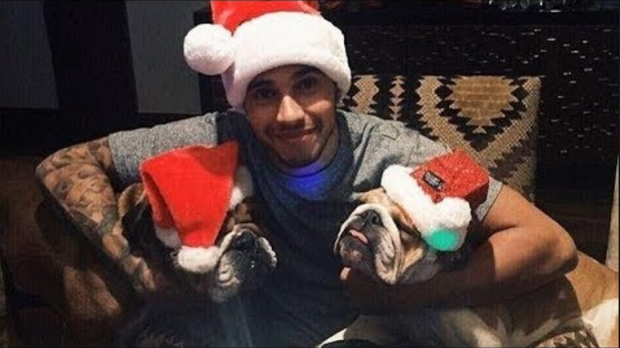 Hamilton still not opening Rosberg Christmas cards