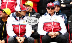 Terrifying F1 R number revealed