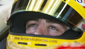 Fernando Alonso Renault 2021