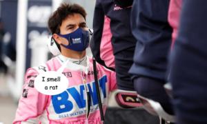 Sergio Perez regains sense of smell